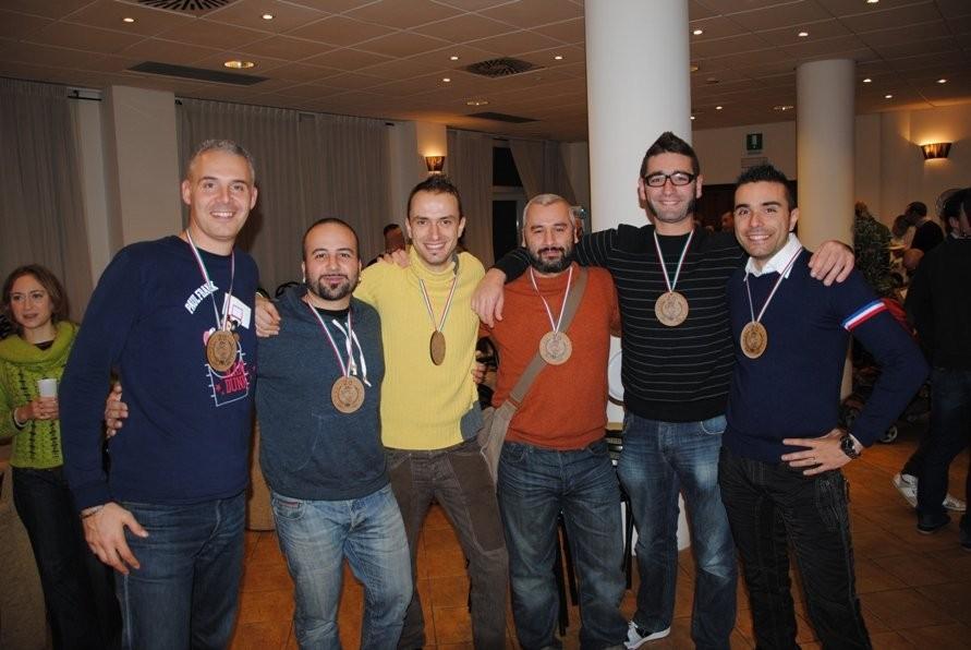 I Papponi festeggiano la PAP!!!!!! - Fede - Doctor G - Francino - Massi - Dafide e Il capitano!!!!!