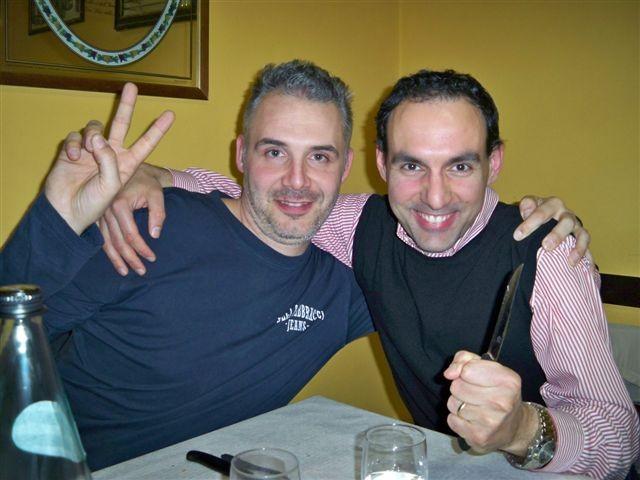 Big e la Fame di Sandrino!!!!! - Marzo 2010