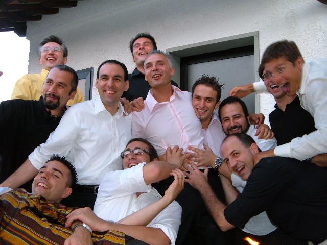 I Papponi un pò su di giri!!!!!! - Luglio 2006
