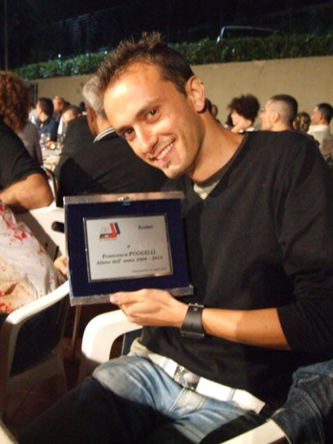 Il Puggelli MVP PAPBasket 2010 - Luglio 2010