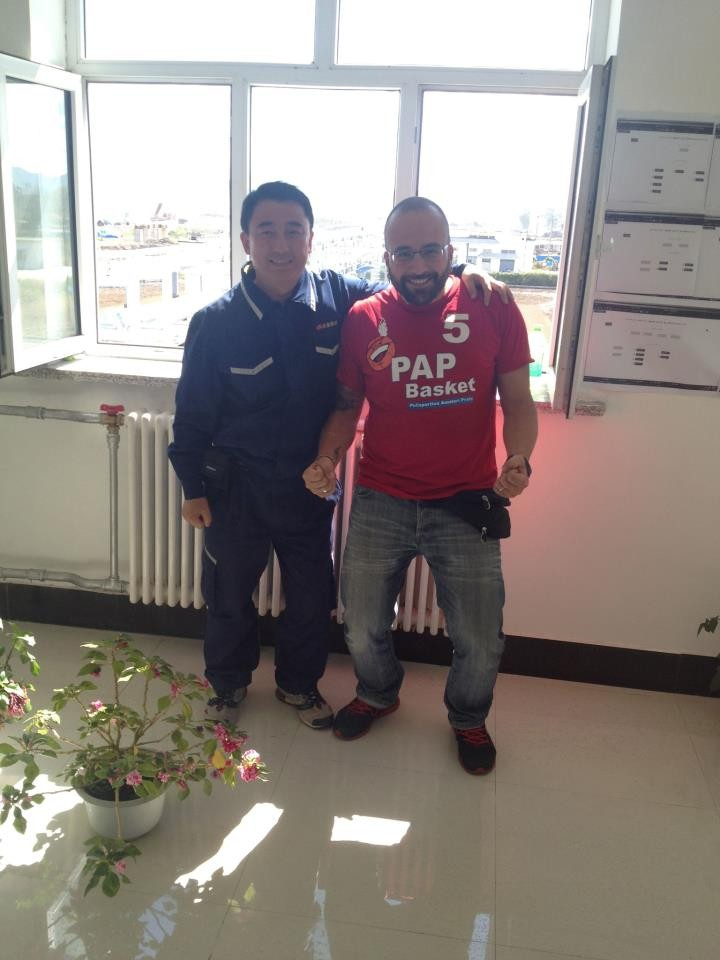 Il Doctor G conquista la Cina!!!!! - Settembre 2012