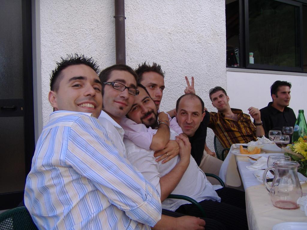Che belle facce da PAPPONI!!!!! - Luglio 2006