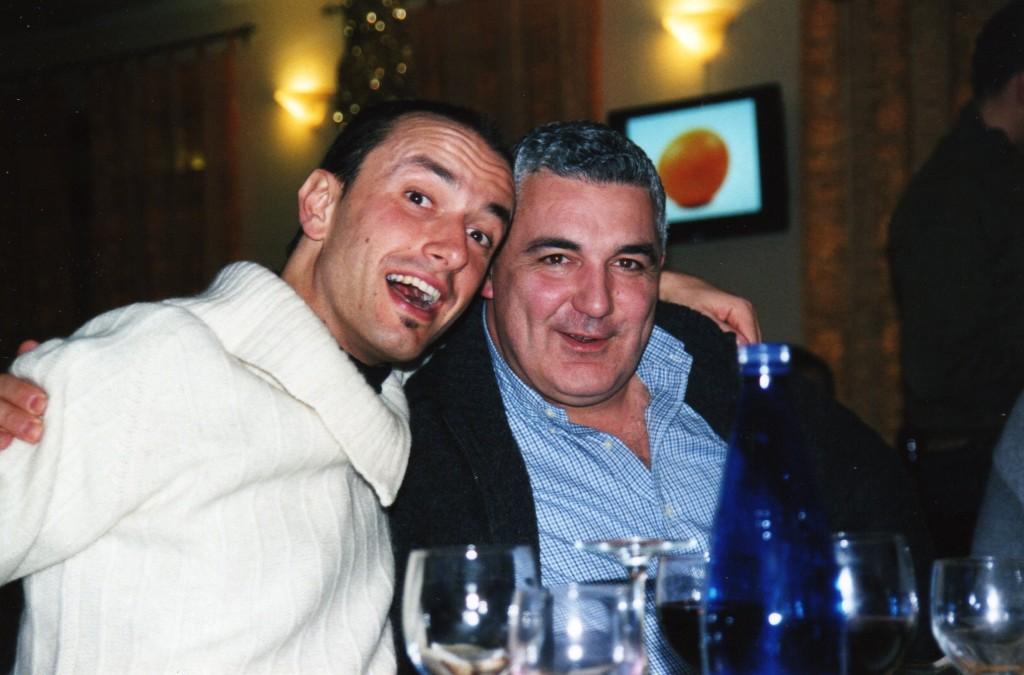 Francino e il Ricca - Dicembre 2009