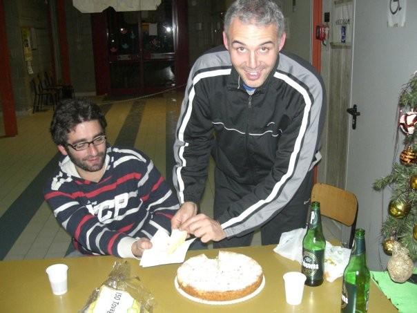 Big e la torta della Nonna - Dicembre 2009