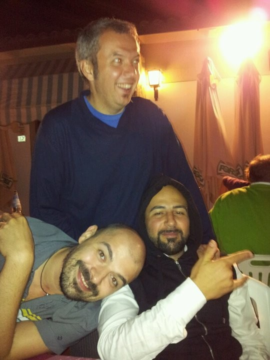 Guidone-Doctor G e Dal Canto - Cena Polisportiva al Pinone - Luglio 2011