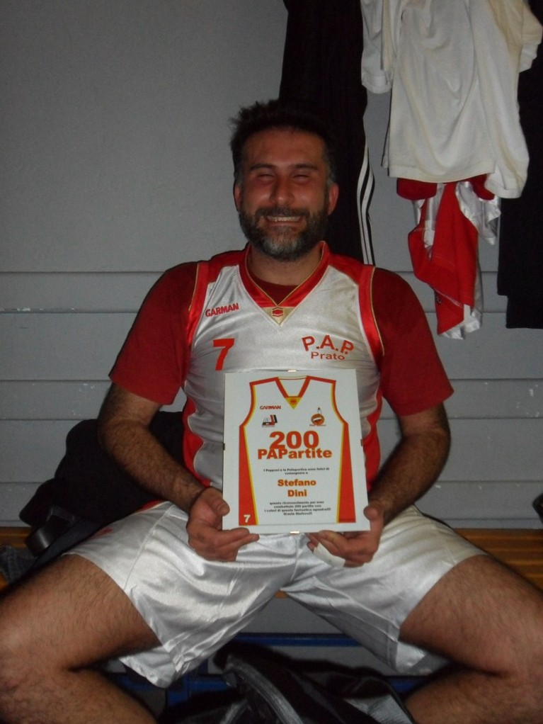 Stefano si gode il giusto premio!!!!!! - Gennaio 2012
