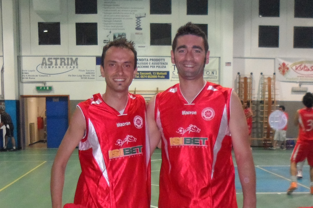 All Star Game 2011-2012 - Francino e Davide