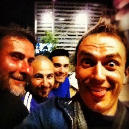 Quartetto PAP - Aprile 2012