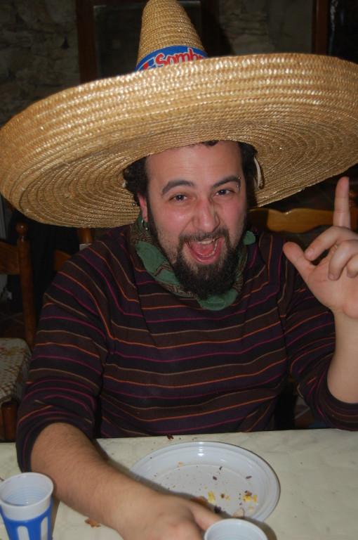 Il Messicano del Guarna!!!!! - Gennaio 2008