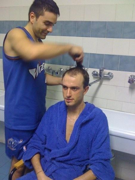 La rasata di Francino - Novembre 2009