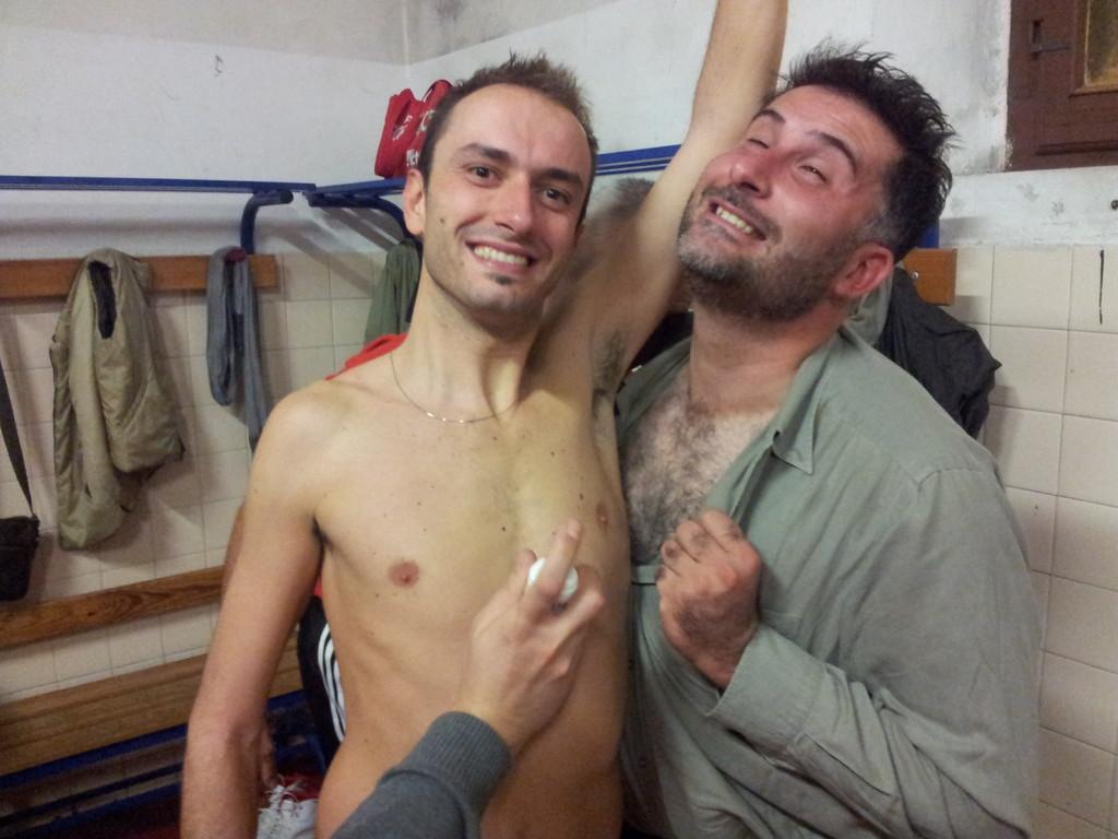 Spruzzatina Ferri - Vittoria contro Porta al Borgo - Ottobre 2011