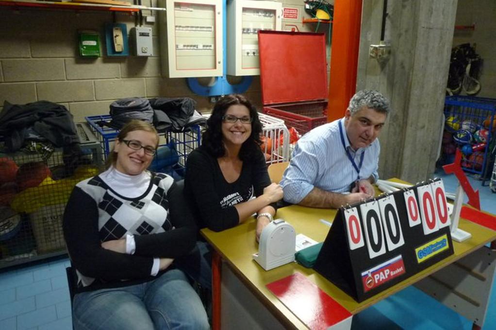 Il Tavolo dei refertisti Edy - Luci - Ricca - Febbraio 2011