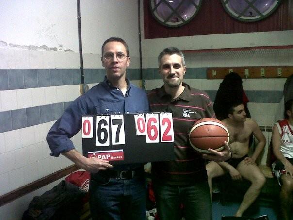 Che Tavolo di refertisti!!!!! Grandi Pietro e Andre!!!!! - Aprile 2011