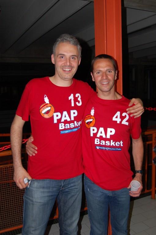 Fede con Pietro l' unico e indiscusso presidente della PAP!!!! - Maggio 2011