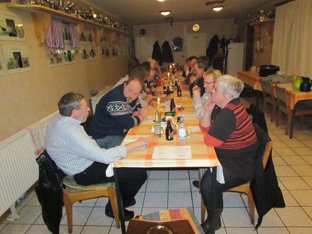 Die JHV im Kyffhaeuserheim