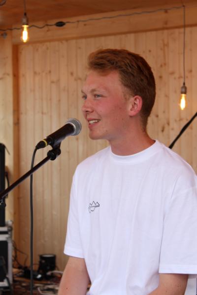 Interview mit Joel Michel, Präsident & Programmchef von Sound am See