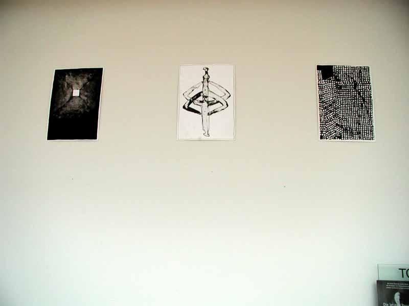 Zeichnungen MAREK MORSÁNYI