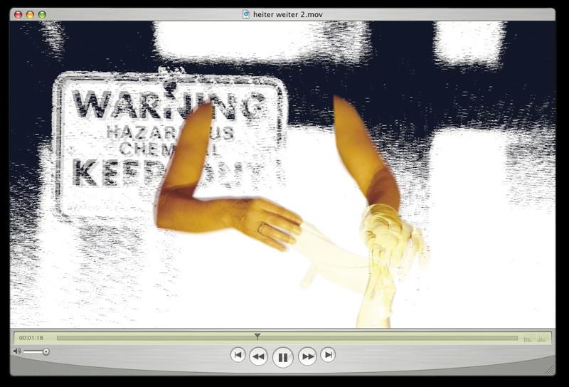 """""""Heiter weiter"""" - Viedeo CHRISTINE WAWRINEK"""