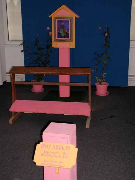 Pray Station ERICH PLETTENBACHER