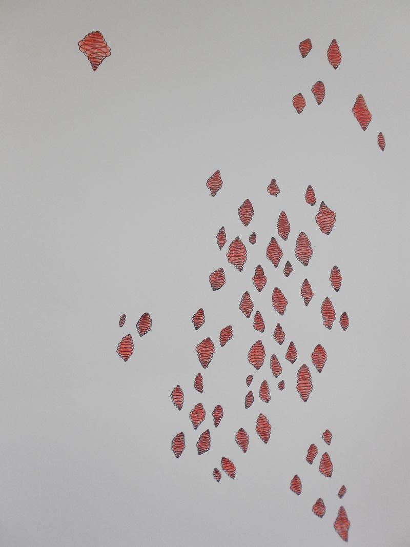 Sandra Lafenthaler - Zeichnungen