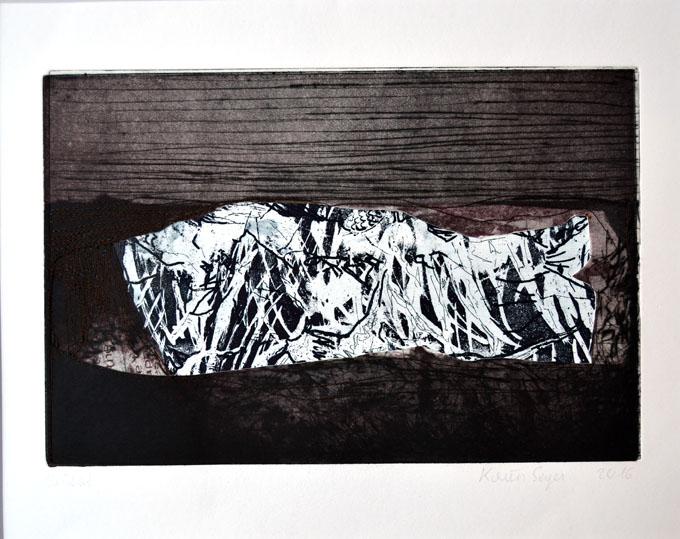 Karin Seyer - Radierungen