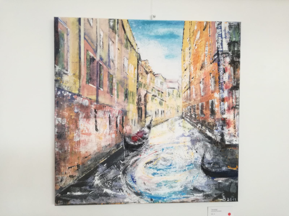 Claudia Bruchhäuser - Venedig