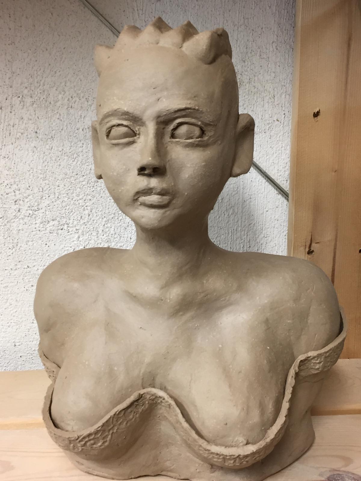 Ergebnis einer Teilnehmerin des Intensivkurses