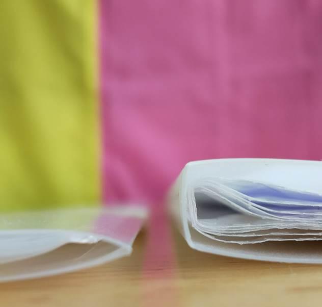 2018.12 少ない紙のファイリングにおススメ