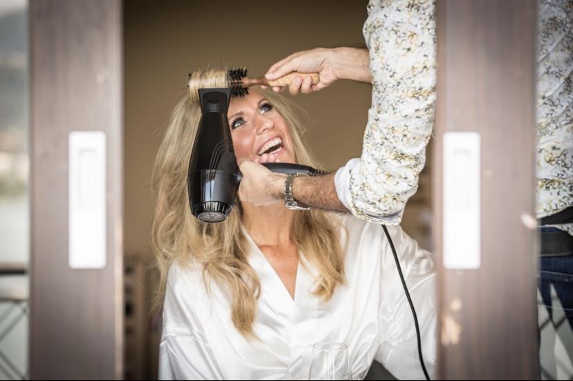 Getting Ready mit Erhan Dogru - Braut Make-Up by Myself - Wandelbar Make-Up