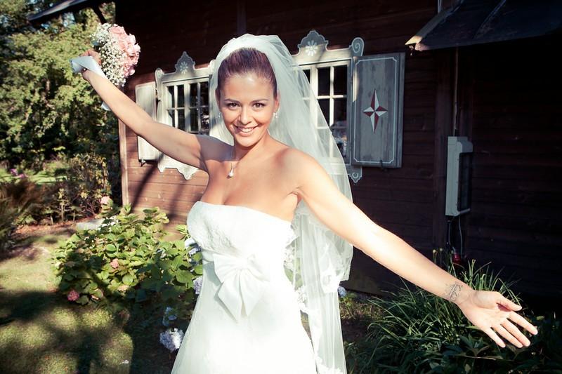 Braut Claudia - Styling von Wandelbar Make-Up und Erhan Dogru Hairstyling