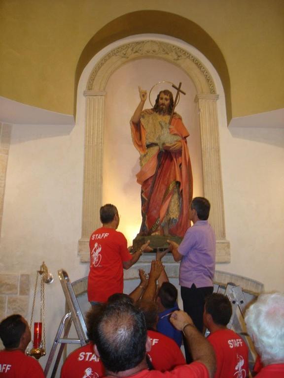 Scesa Simulacro San Giovanni 2012
