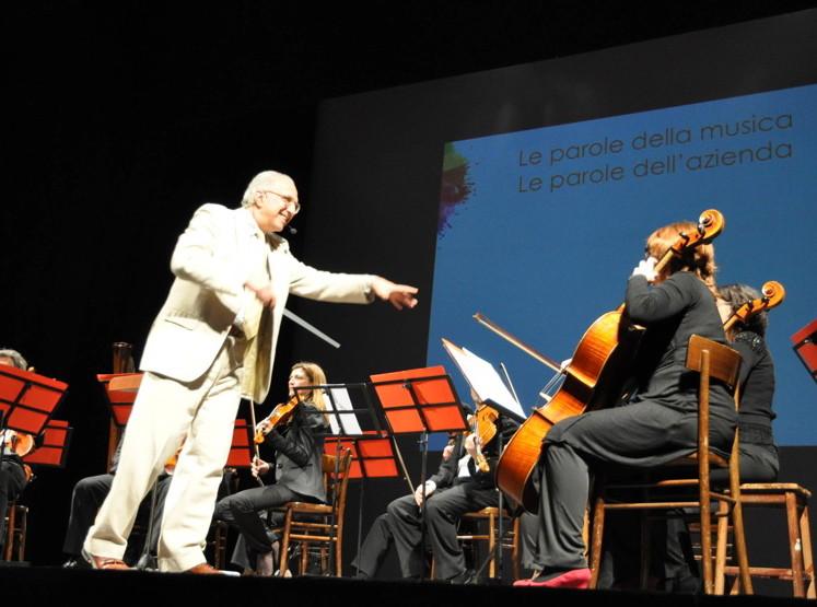 Convention Nazionale Confartigianato - Teatro Consorziale di Budrio - con Orchestra del Teatro Olimpico di Vicenza