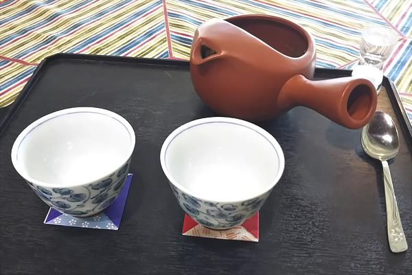 お茶 ワークショップ