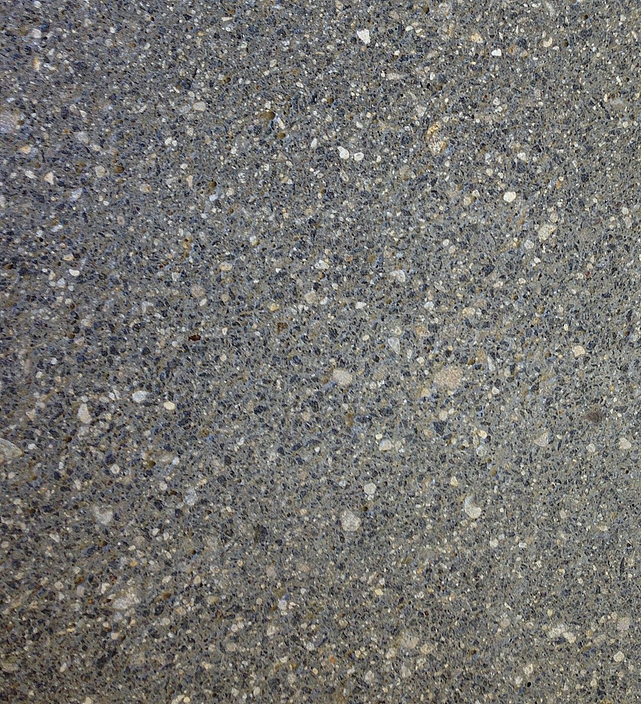 Anthrazit grau, Struktur gestrahlt