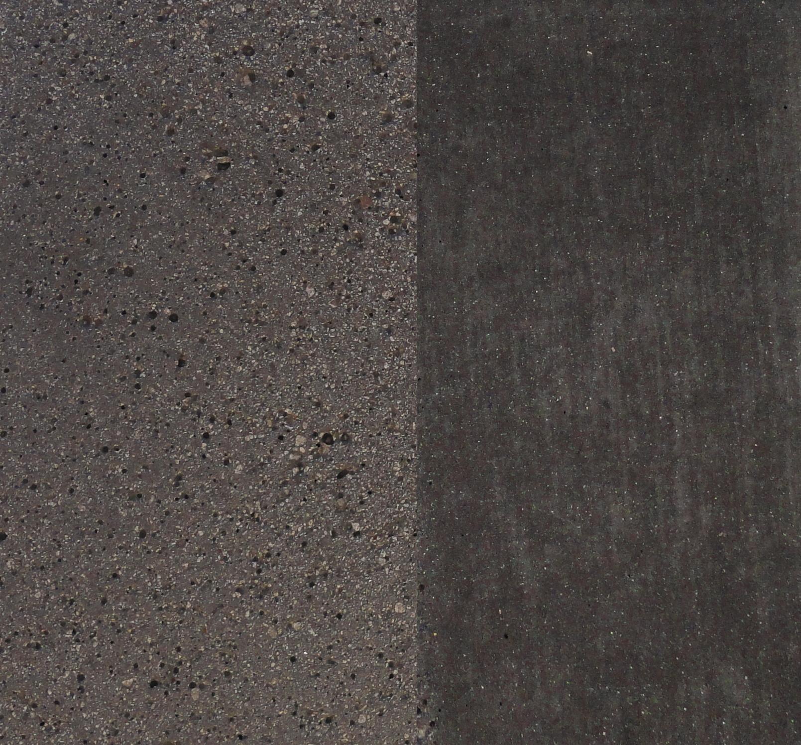 Farbe: Schiefer, Farbnummer: 18, sandgestrahlt/schalrein