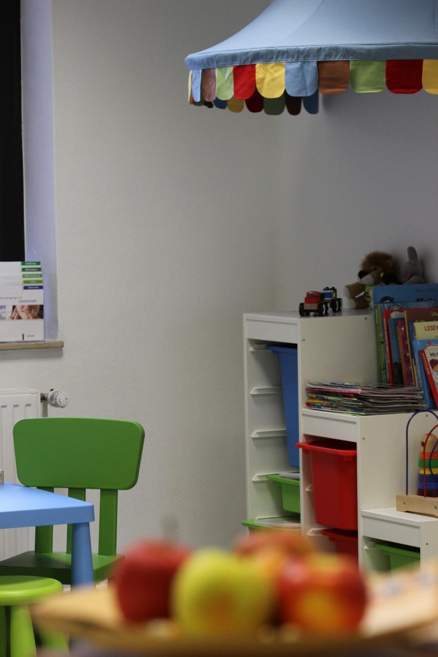 Kinderbehandlungen: Kinder- und Jugendprophylaxe - Vorbeugung von Anfang an