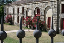 Château de Boisverdun au centre de la Nouvelle Aquitaine