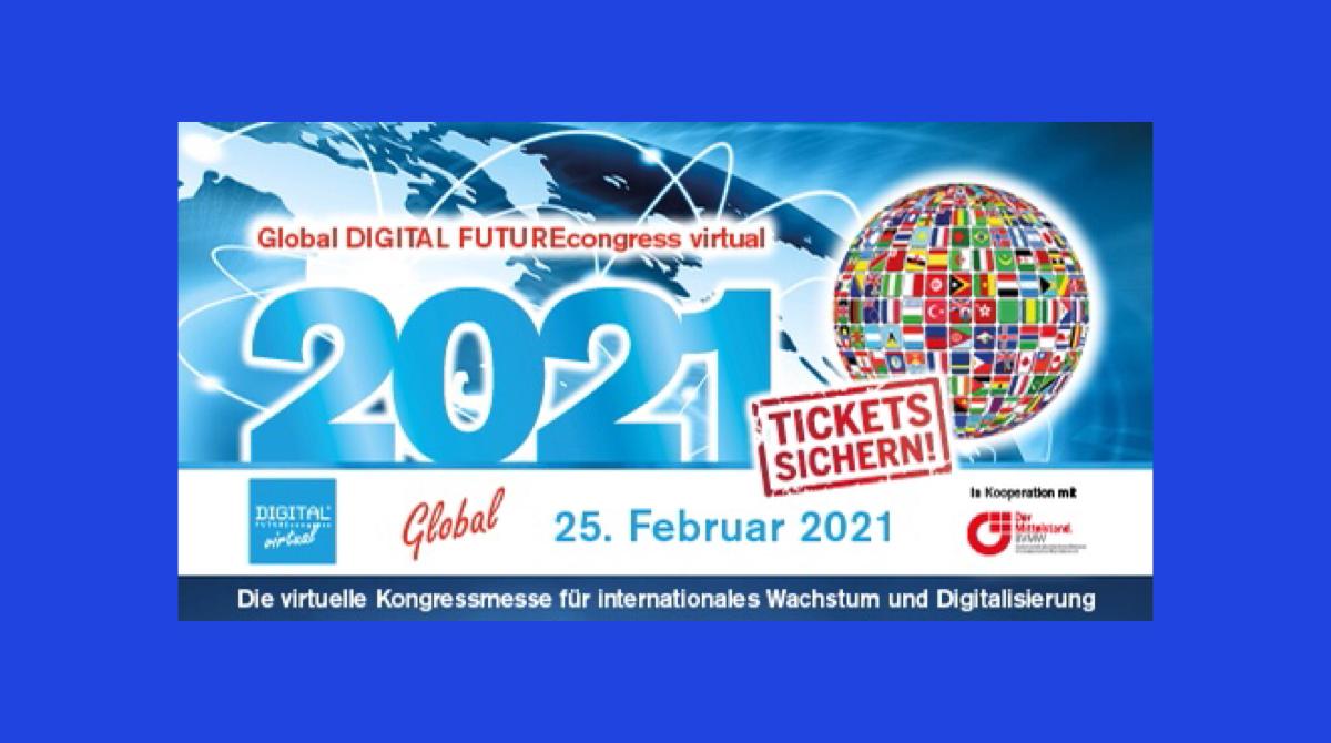 GERMAN Mittelstand meets International Business-Development auf dem GLOBAL DFC
