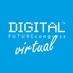 DIGITAL FUTUREcongress virtual powered by Hessen Week vom 22.-26.03.2021