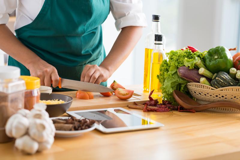 Kochen mit ätherischen Ölen