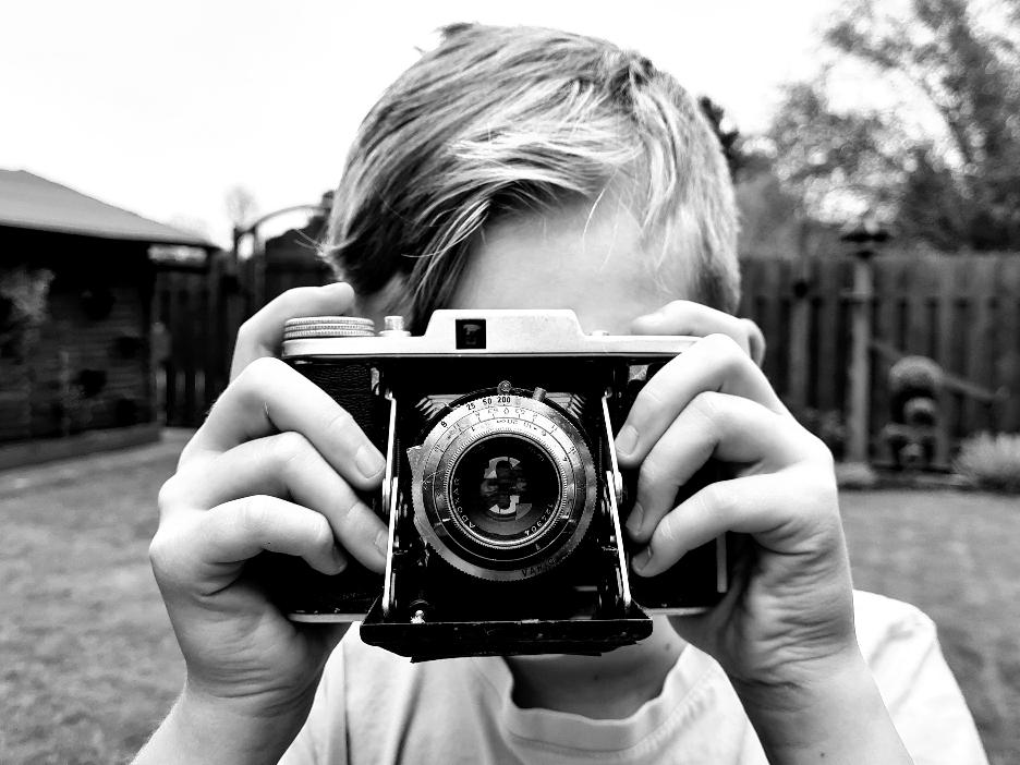 Heute wurde ich mal Fotografiert