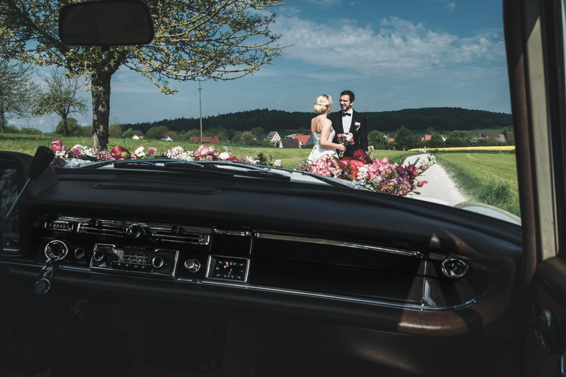 Hochzeit am Landgasthof Meier
