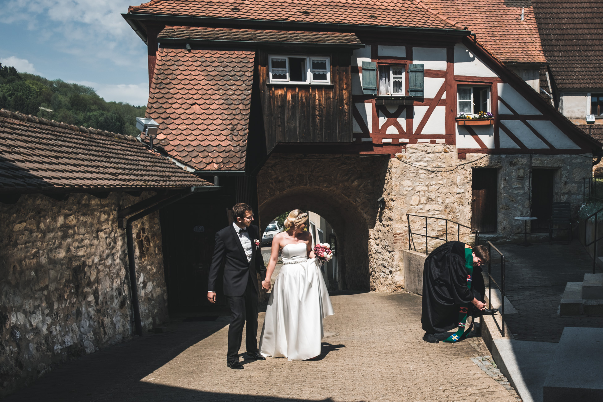 Heiraten in der evang. Kirche Kirchensittenbach