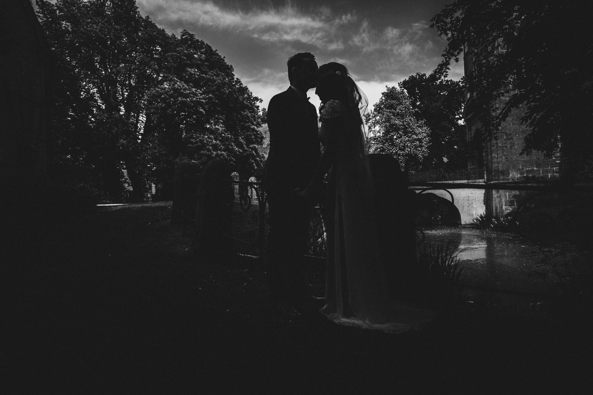 Hochzeitsfotograf schwarz weiß