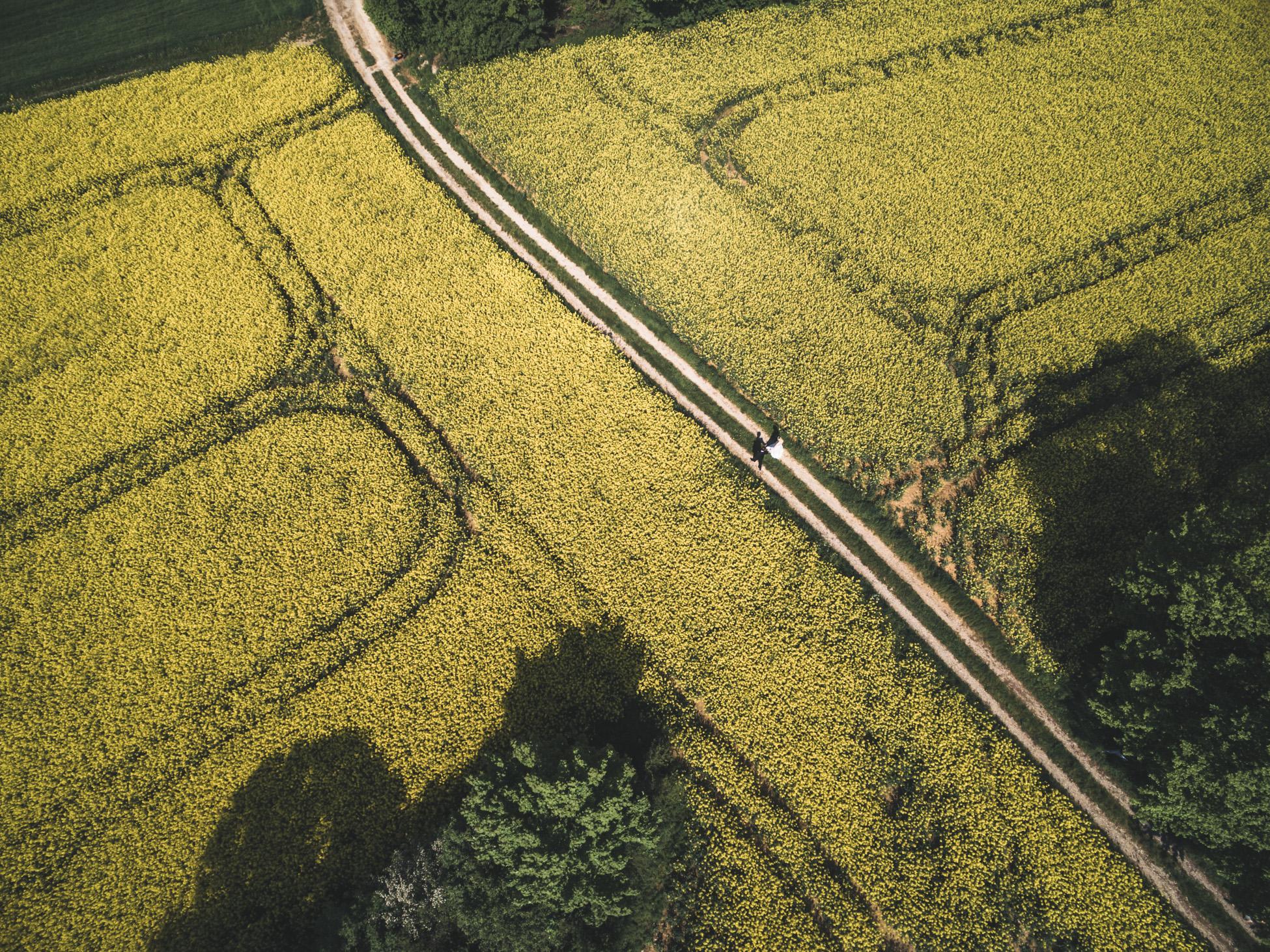 Luftbild Hochzeitsfotograf Hilzhofen