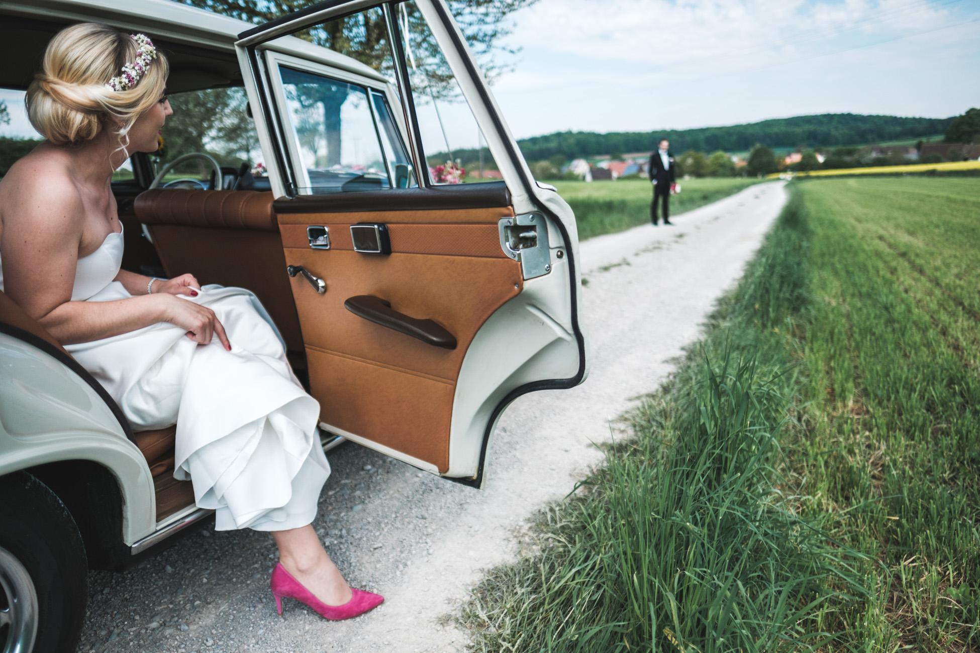 Hochzeitsfotograf am Landgasthof Meier in Hilzhofen