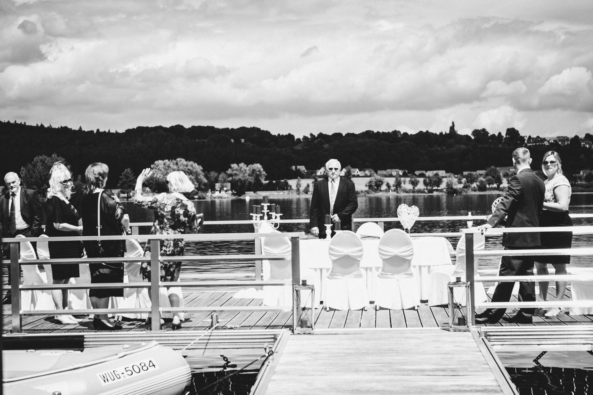 Hochzeit in Langlau