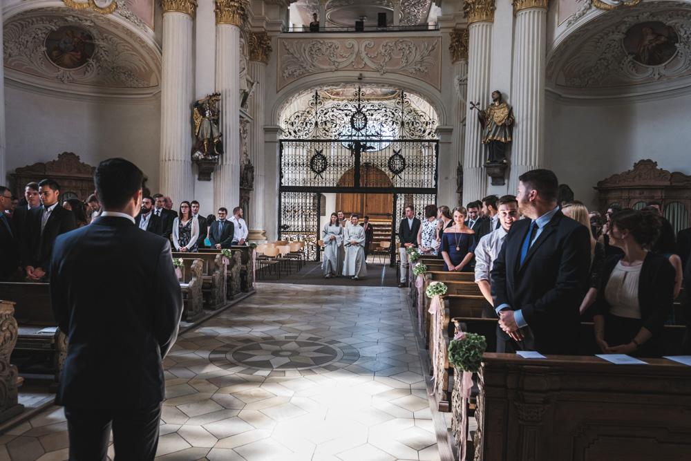 Kirche-Hochzeitsfotograf