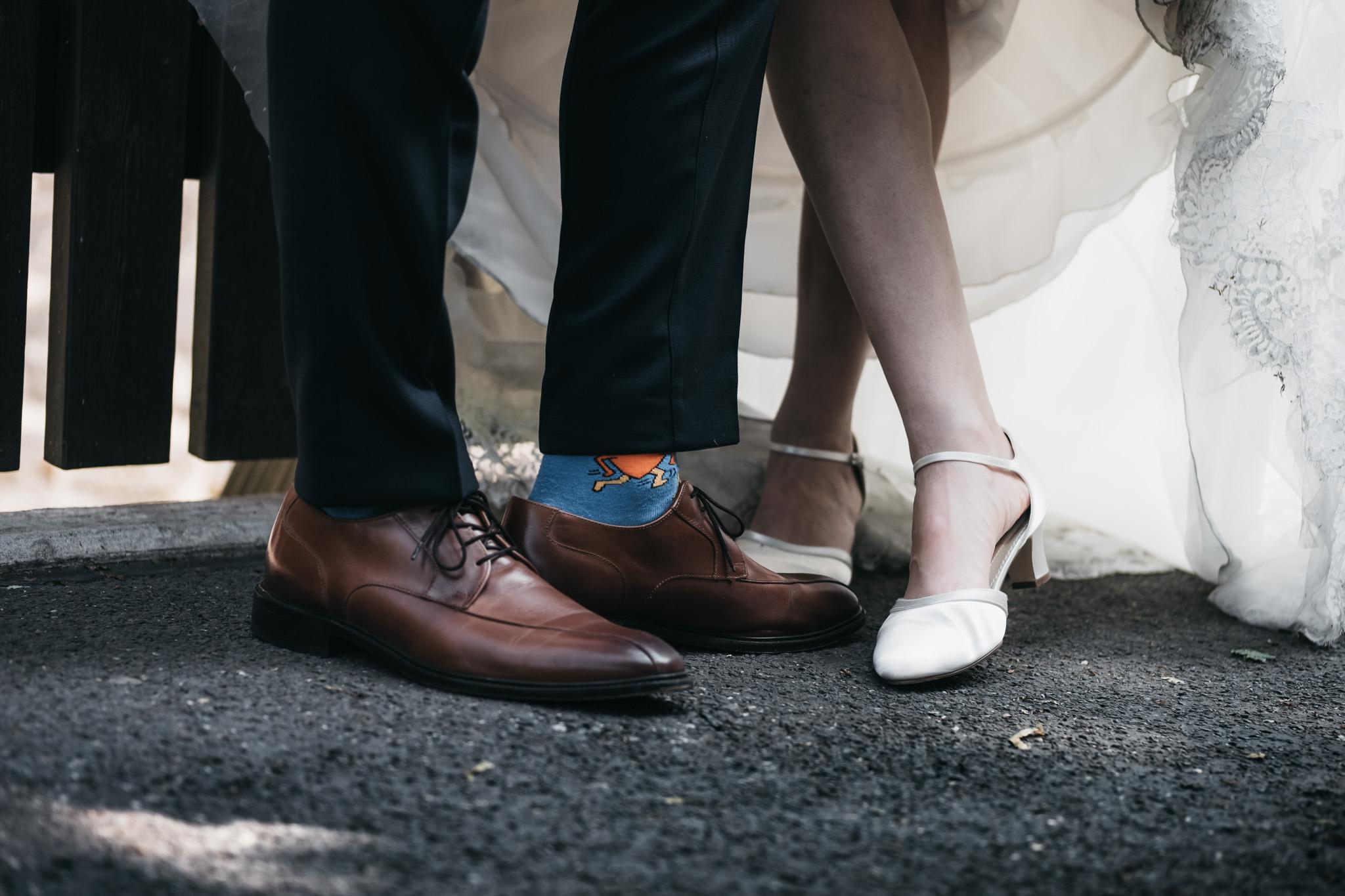 Schuhe-Hochzeit