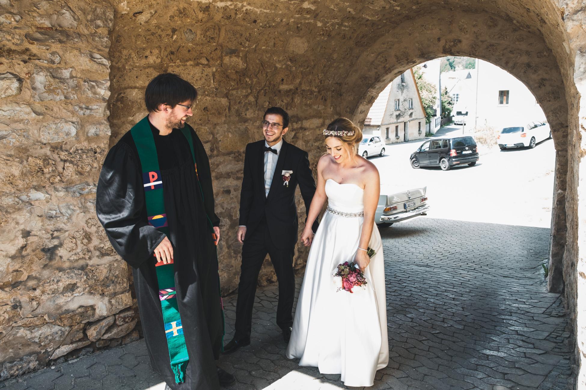 Hochzeitsbilder in Kirchensittenbach